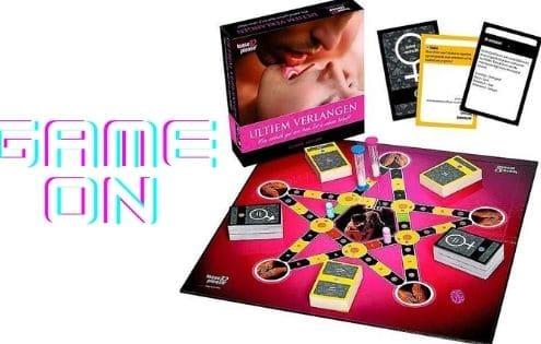 Ultiem verlangen erotisch spel