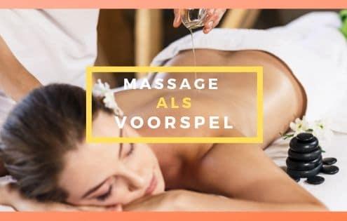 massage VOORSPEL
