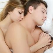 naakt slapen