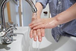 vrouwen en hygiene
