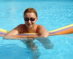 bevredigen in het water