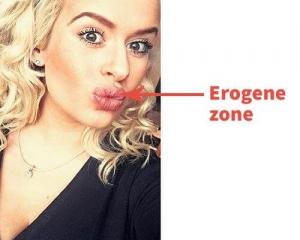 erogene zones vrouw