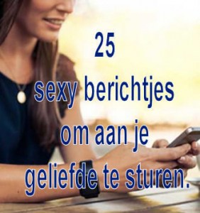 25 sexy berichtjes