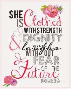 Spreuken 31 loflied
