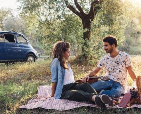21 ideeën om te daten