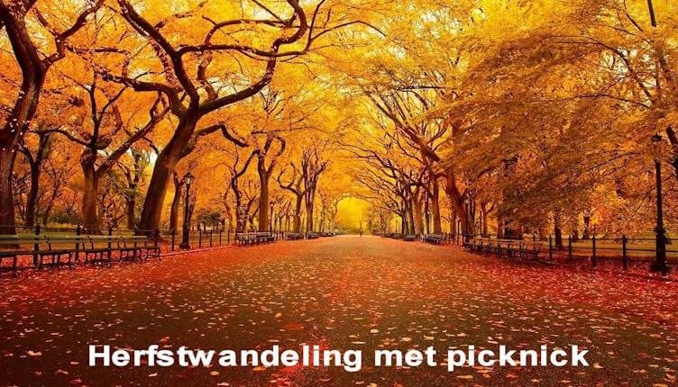 herfstwandeling