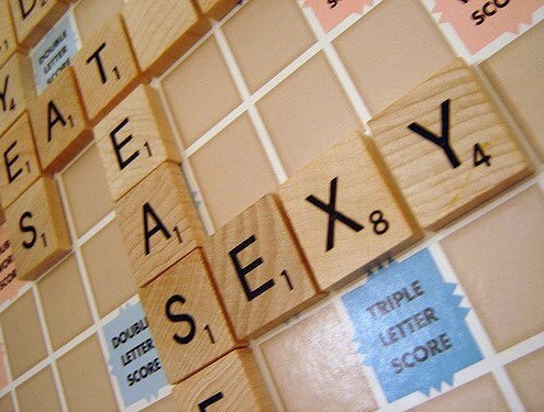 sexy scrabble woord