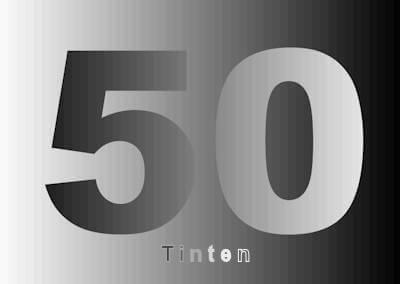 50-tinten