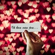 ik hou van jou omdat