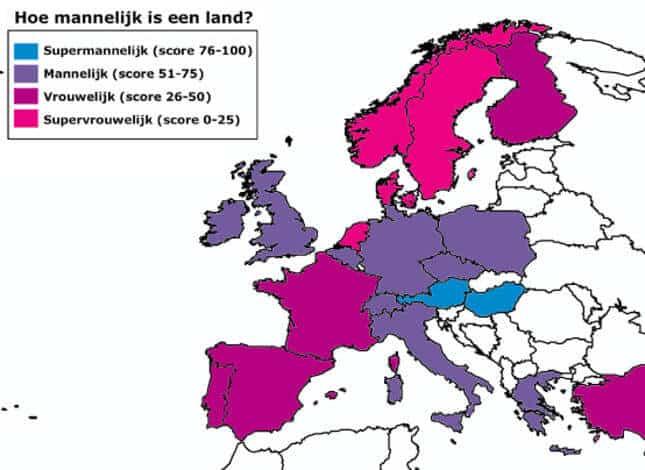 seksuele norm in europa