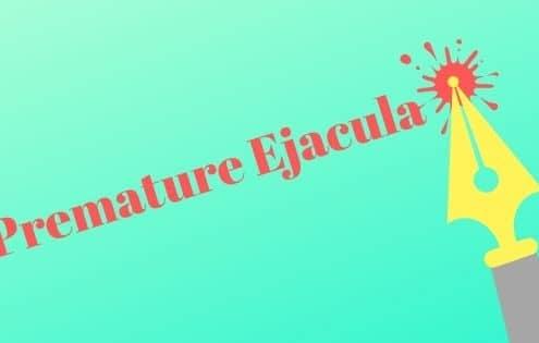 Premature Ejaculatie