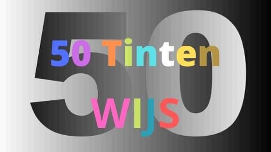 50 tinten