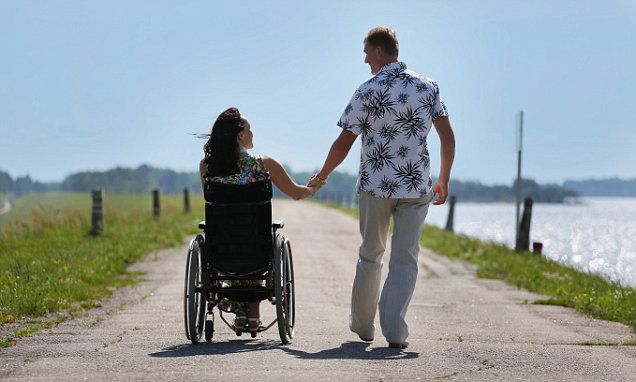 liefde, seks en handicap