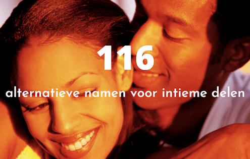 116 intieme delen