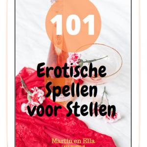101 erotische Spellen-voor-Stellen