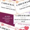 liefde coupons