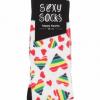 sexy sokken happy hearts