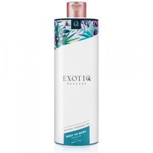 Exotiq Body To Body Oil