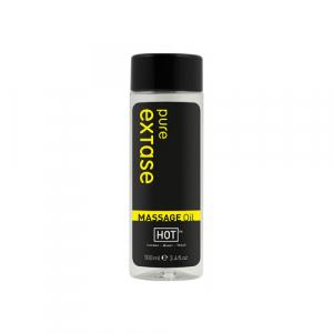 Hot massage olie pure extase